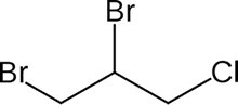 Image result for dibromochloropropane