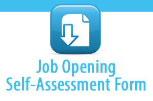 Job Opening Assessment Form